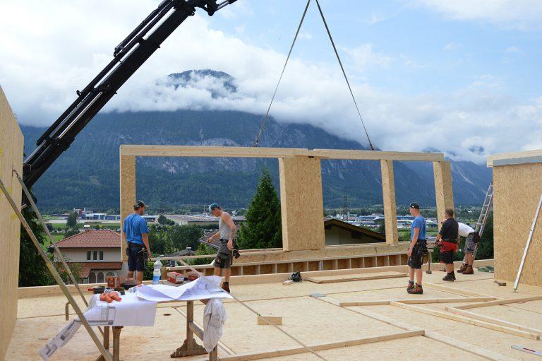 Holzbau Tirol