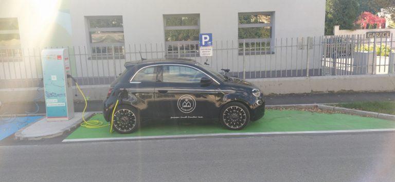 Fiat 500e Österreich